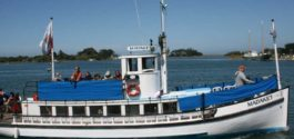 Humboldt Bay and the Madaket Maritime Museum