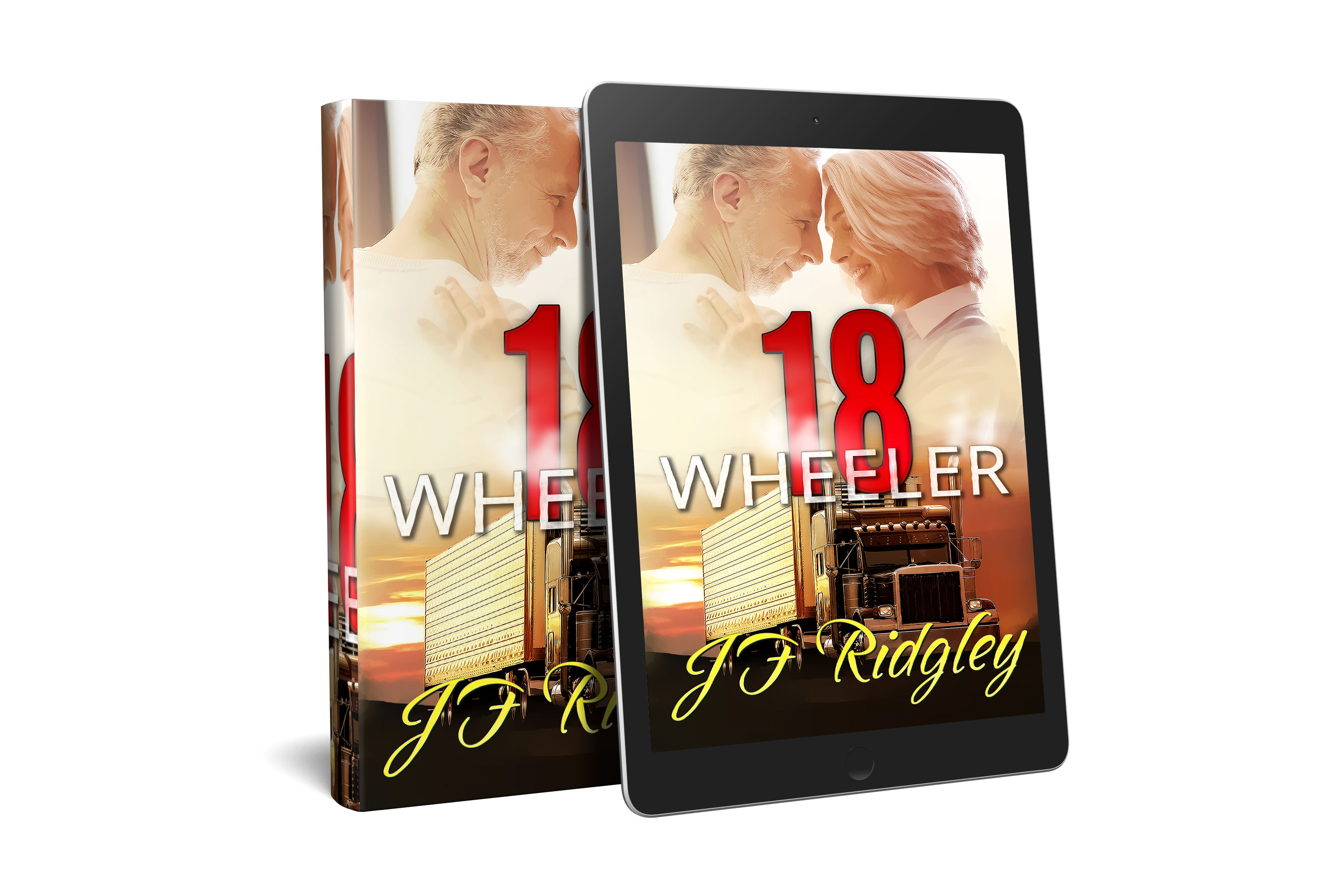 18-Wheeler by JF Ridgley