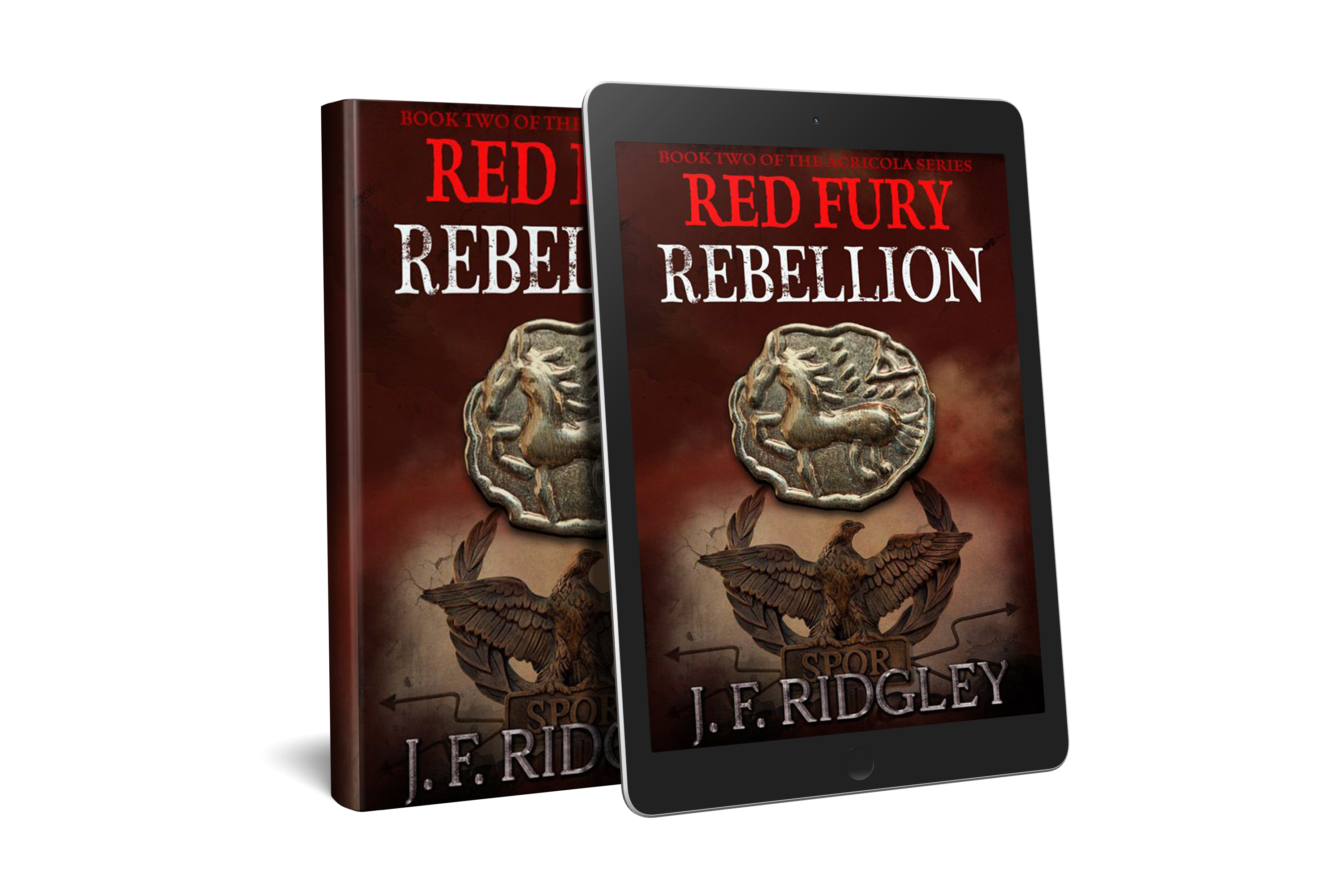 Rebellion by JF Ridgley