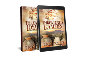 Threatened Loyalties by JF Ridgley