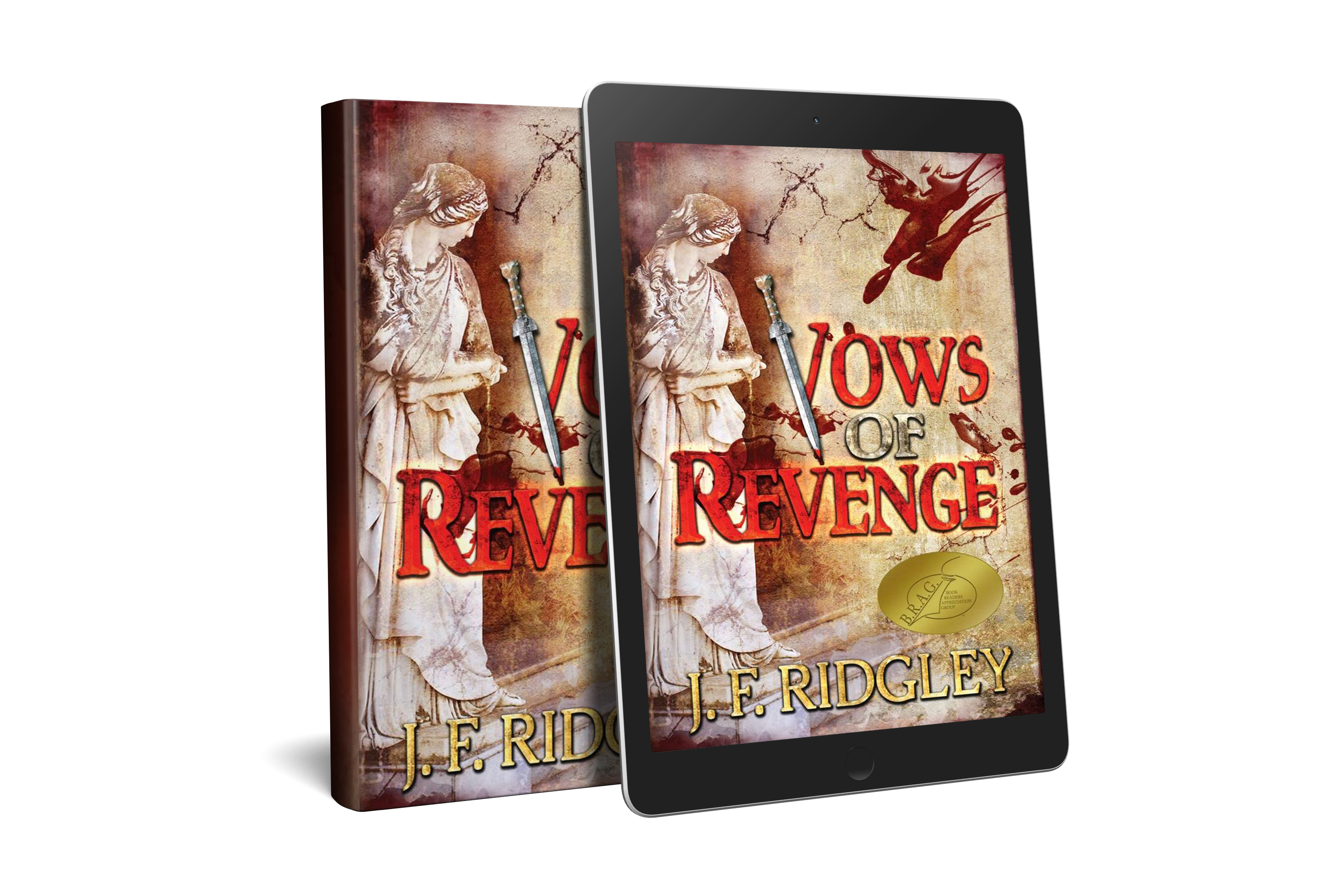 Vows of Revenge by JF Ridgley