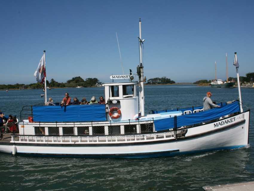 Humboldt Bay and the Madaket Maritime Museum