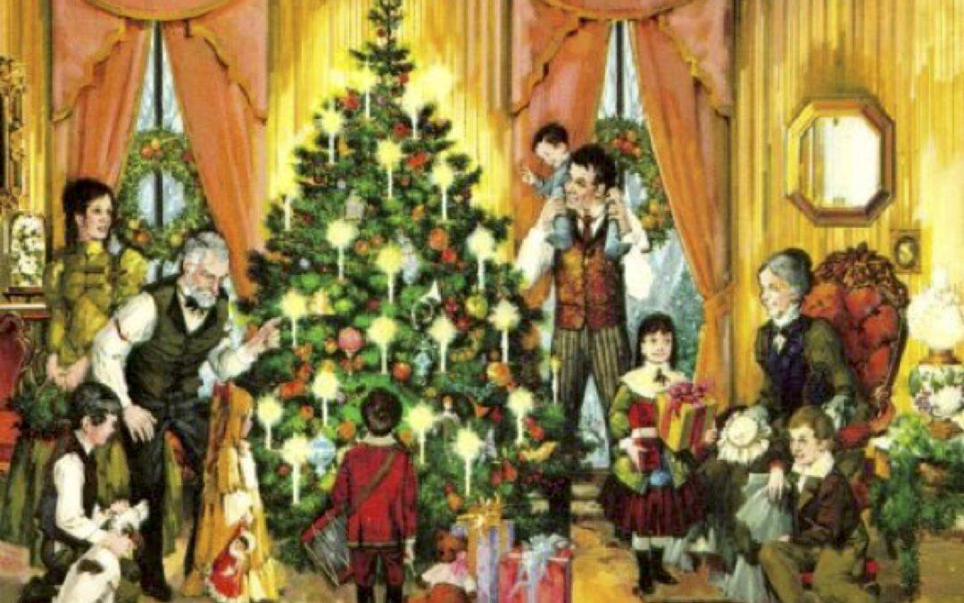 Christmas and Saturnalia