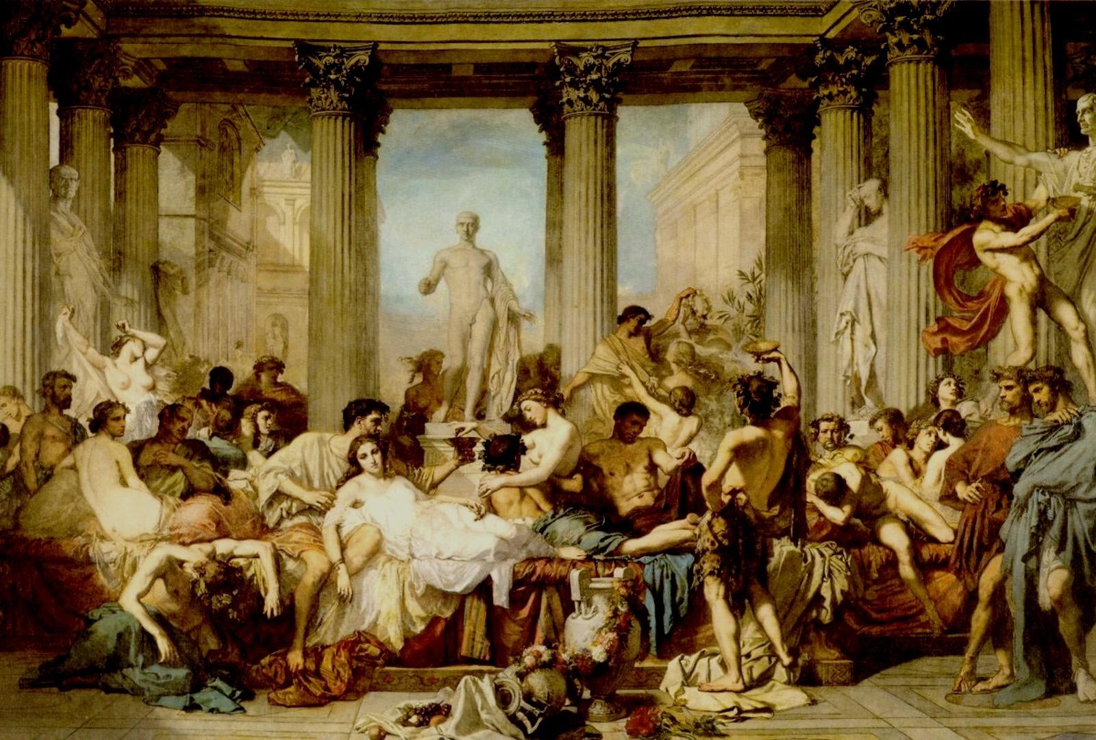 1 Christmas and Saturnalia