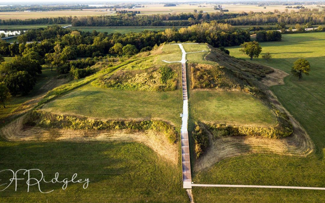 "blog2 I'VE BEEN HERE. ""CAHOKIA MOUNDS"""